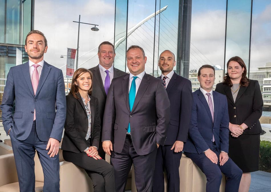 Beauchamps appoints 6 partners, Malachy Kearney, Anne, Doyle, Richard Stowe, John White, Patrick Nyhan, David Gunn, Jacinta Niland